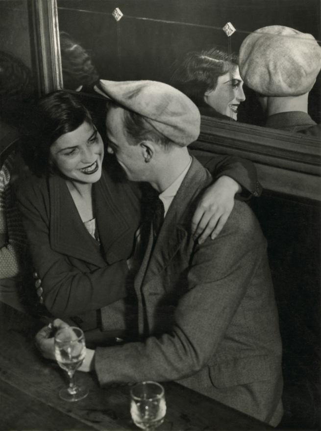 Brassaï (1899-1984) 'Lovers, Bal Musette des Quatre Saisons, rue de Lappe' c. 1932