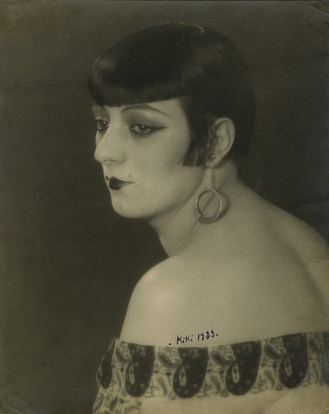 Man Ray (1890-1976) 'Kiki de Montparnasse' 1923