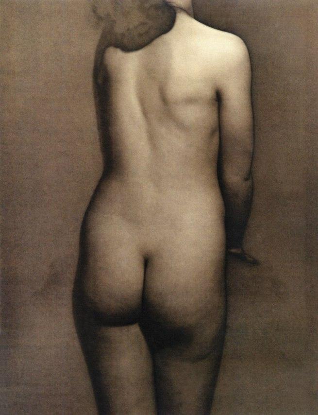 Man Ray (1890-1976) 'Solarized nude' 1930