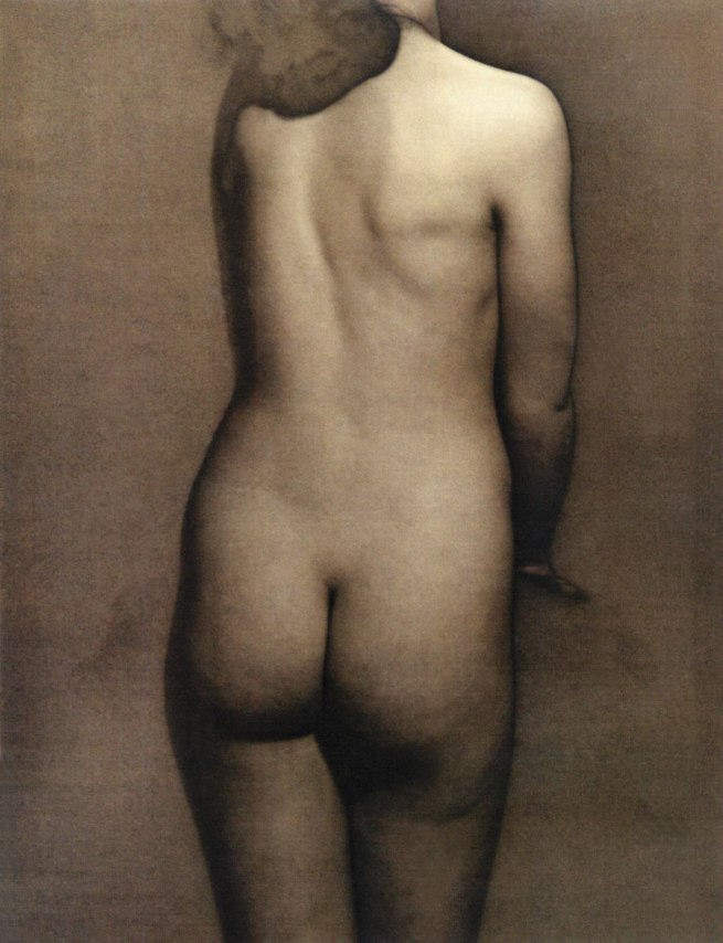Man Ray (1890-1976) 'Solarized nude' 1930