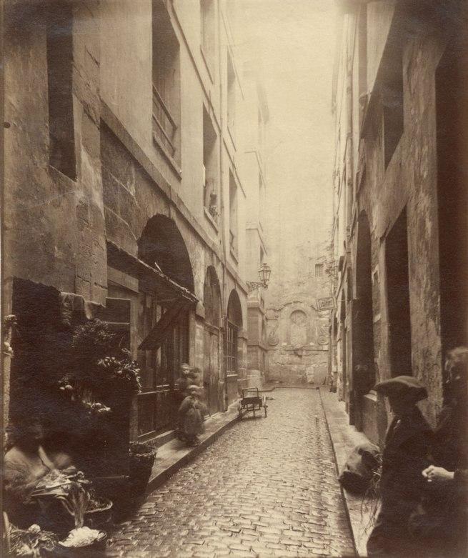 Eugène Atget (1857-1927) 'Rue Egynard' 1901