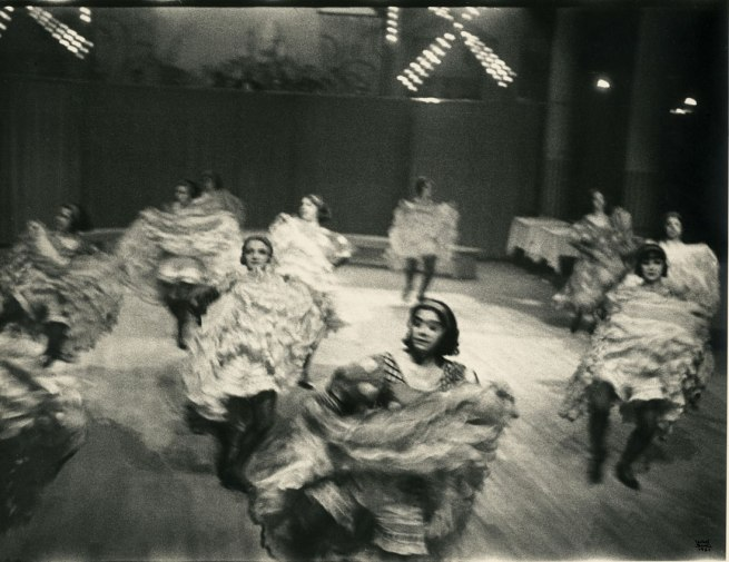 Ilse Bing (1899-1998) 'Cancan Dancers' Moulin Rouge 1931