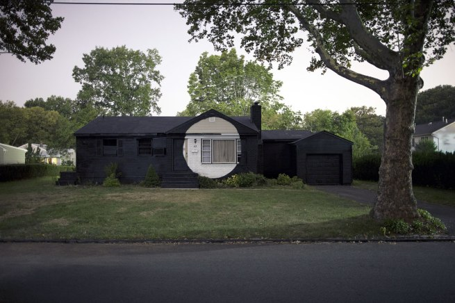 Ian Strange. 'Corrine Terrace' 2011
