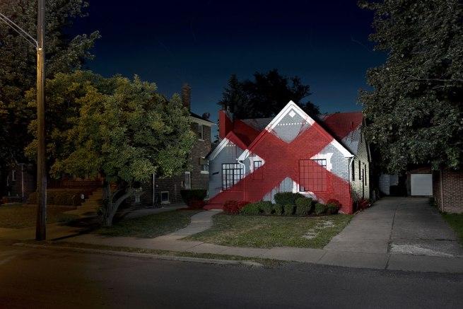 Ian Strange. 'Harvard St' 2012
