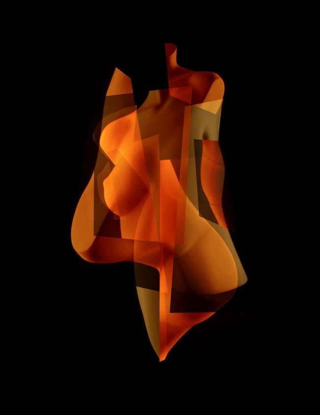 Michael Corridore. 'Form Collage 0003' 2001
