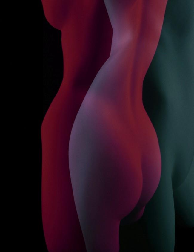 Michael Corridore. 'Form Collage 0015' 2001