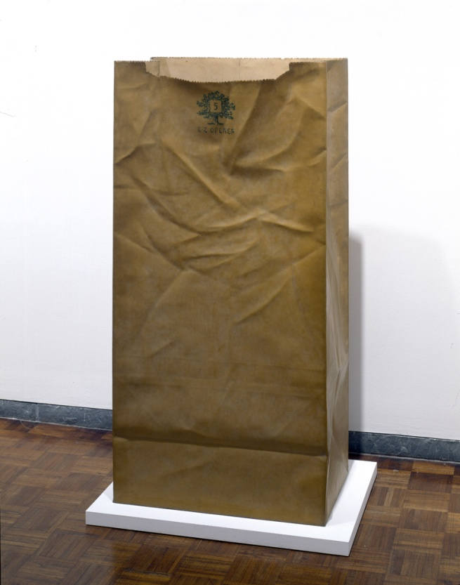 Alex Hay. 'Paper Bag' 1968