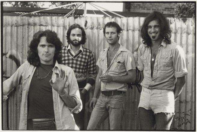 Carol Jerrems. 'Outback Press Melbourne' 1974