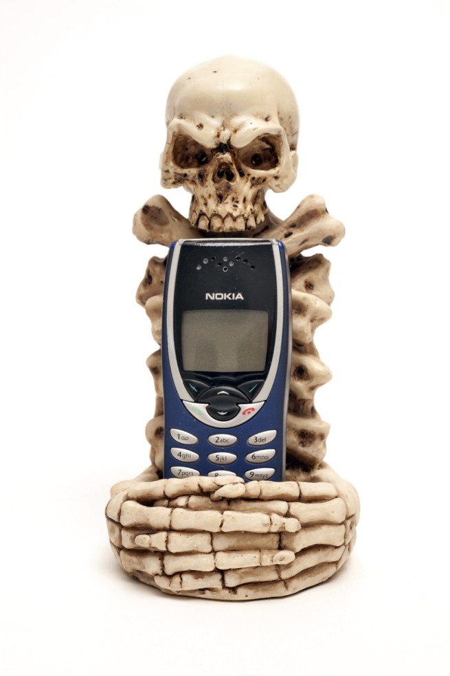 'Mobile Phone Holder' 2009