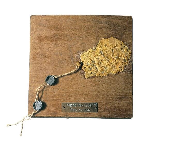 Piero Manzoni (1933-1963) 'Fiato d'artista' (Artist's breath) 1960