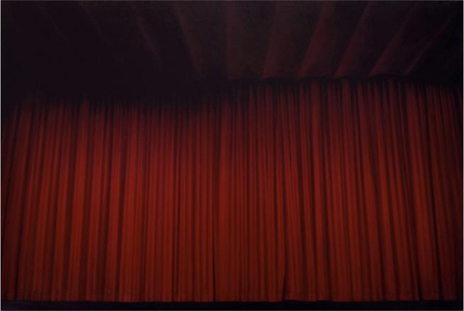 Peter Rostovsky. 'Curtain' 2010