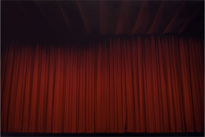Peter Rostovsky. 'Curtain' 2010