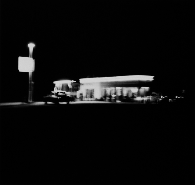 Ed Ruscha (American, born 1937) 'Shell, Daggett, California' 1962