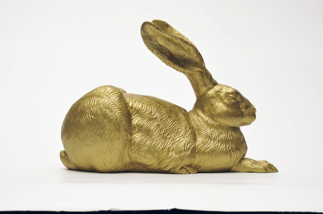 Ottmar Hoerl. 'The Big Piece of Hare' 2003