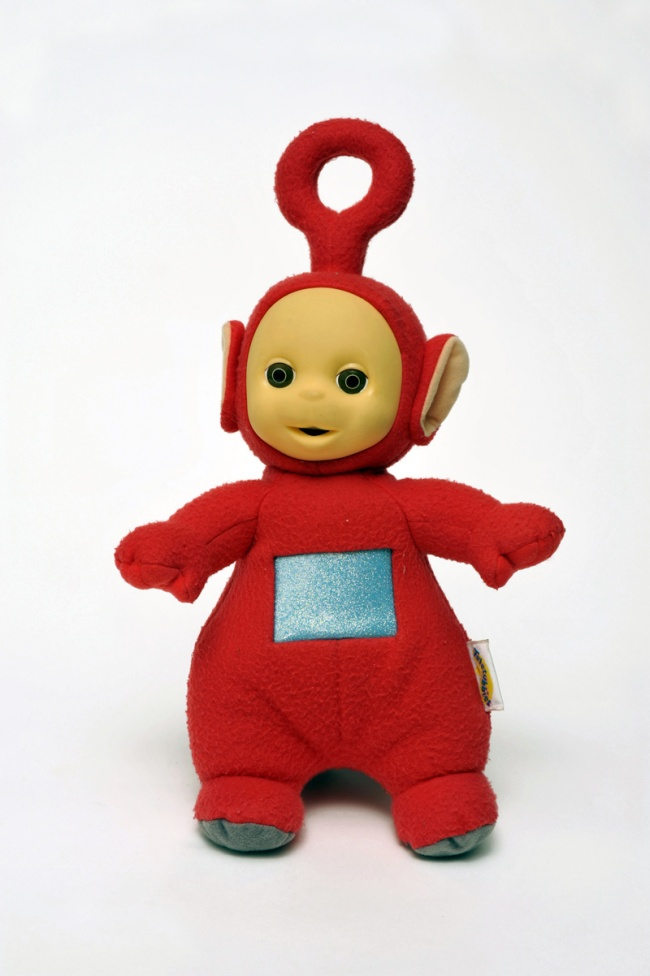 'Withdrawn from the market Teletubbies character that contains toxic plasticisers' 1998
