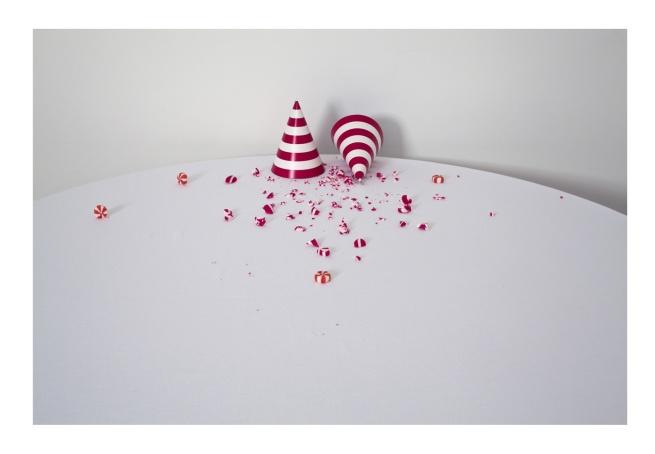 Anne MacDonald. 'Party no.6' 2012-13