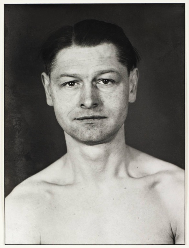 August Sander (1876-1964) 'Political Prisoner [Erich Sander]' 1943, printed 1990