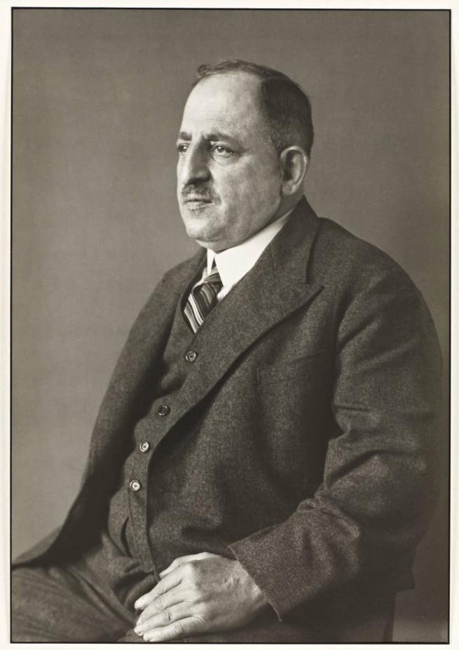 August Sander (1876-1964) 'Victim of Persecution' 1938, printed 1990