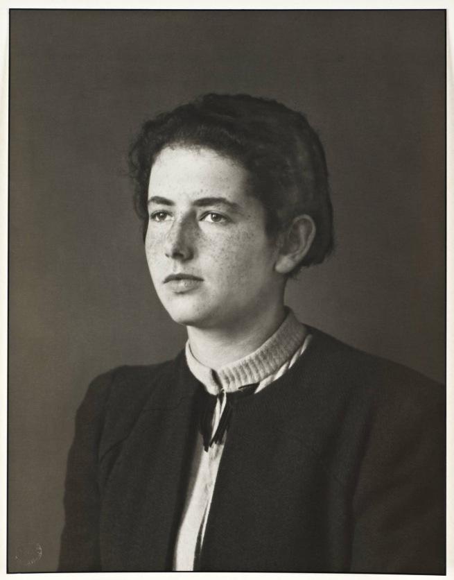August Sander (1876-1964) 'Victim of Persecution' c. 1938