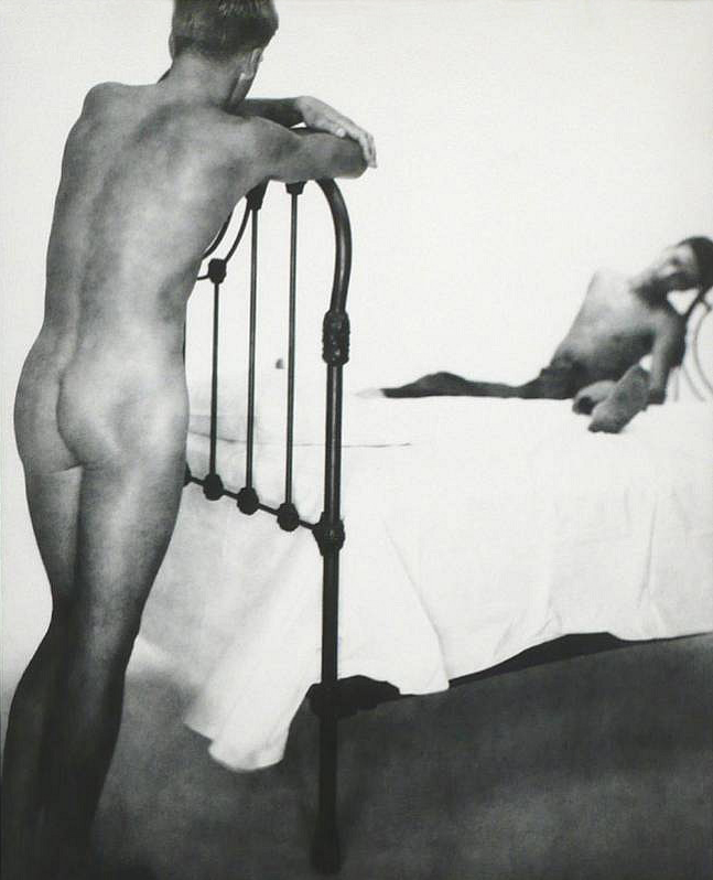 George Platt Lynes. 'Untitled' date unknown (probably early 1950s)