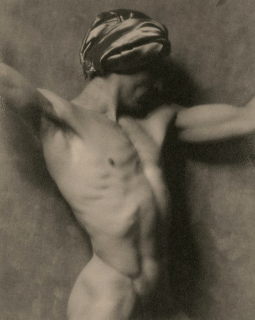 Nickolas Muray (American, b. Hungary, 1892-1965) 'Torso' ca. 1927