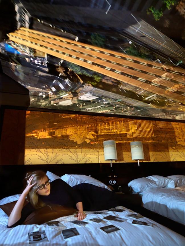 Robyn Stacey. 'Room 2515 Shangri-la, Isobel' 2013
