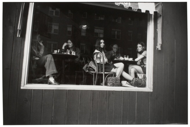 Garry Winogrand (American, 1928-1984) 'Untitled (Restaurant Window, Boston)' about 1970