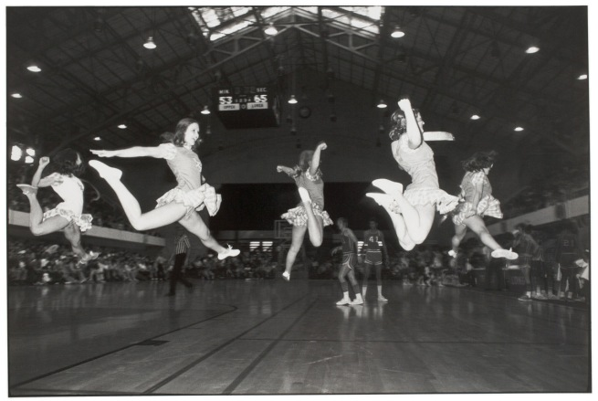 Garry Winogrand (American, 1928-1984) 'Untitled (Cheerleaders, Austin)' 1974