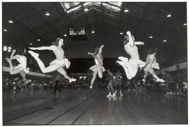 Garry Winogrand (American, 1928-1984) 'Untitled (Cheerleaders, Austin)' 1974