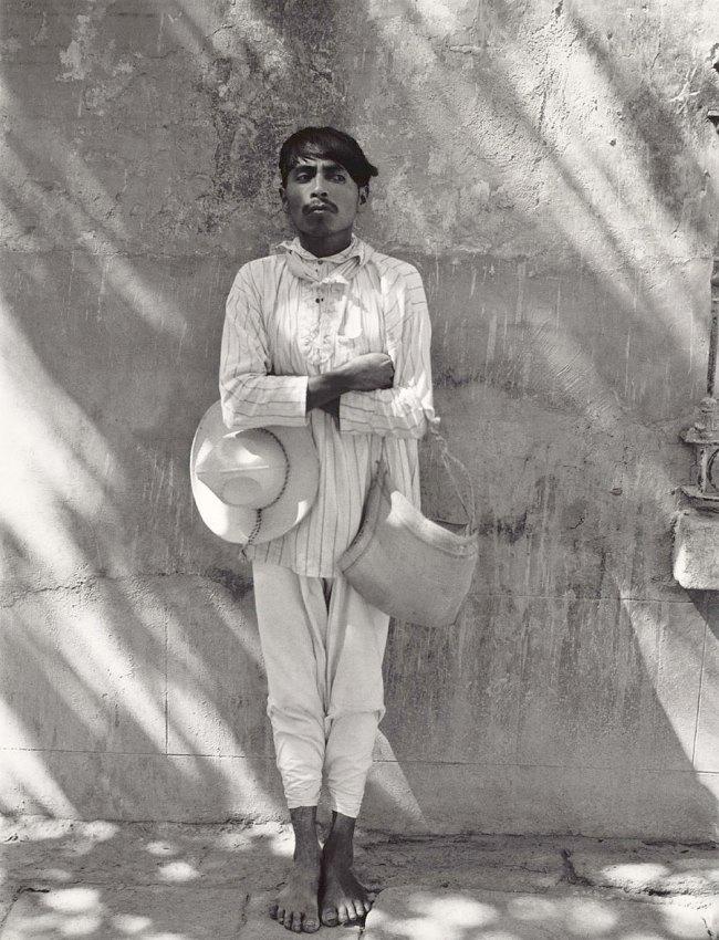 Manuel Álvarez Bravo. 'Señor de Papantla' 1934