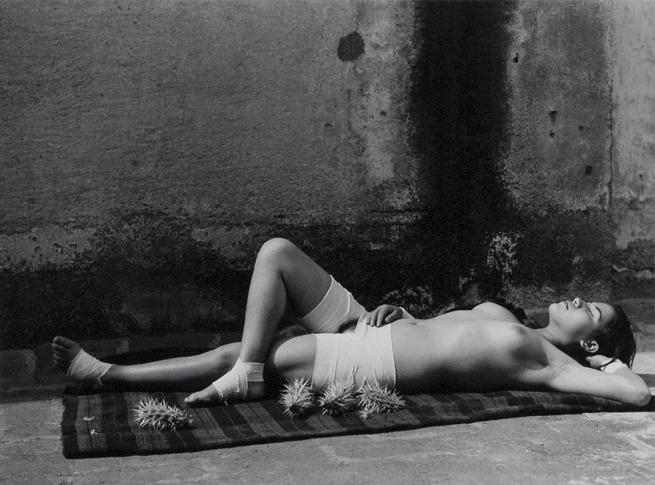 Manuel Álvarez Bravo. 'La buena fama durmiendo' 1938-1939