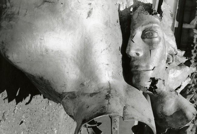 Manuel Álvarez Bravo(Mexican, 1902-2002) 'Ángel del temblor' 1957