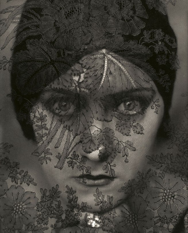Edward Steichen (American 1879-1973, emigrated to United States 1881, worked in France 1906-23) 'Actress Gloria Swanson' 1924