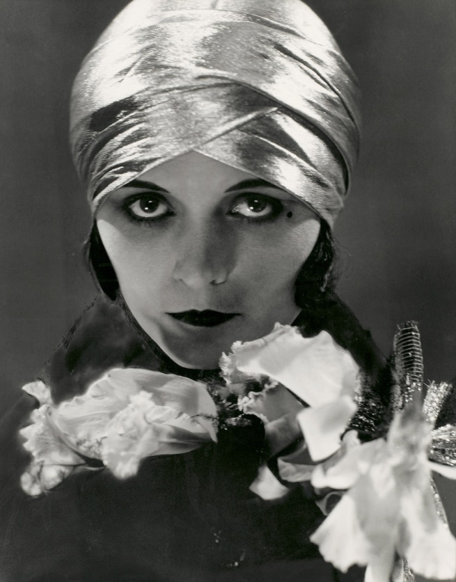 Edward Steichen (American 1879-1973, emigrated to United States 1881, worked in France 1906-23) 'Actress Paula Negri' 1925