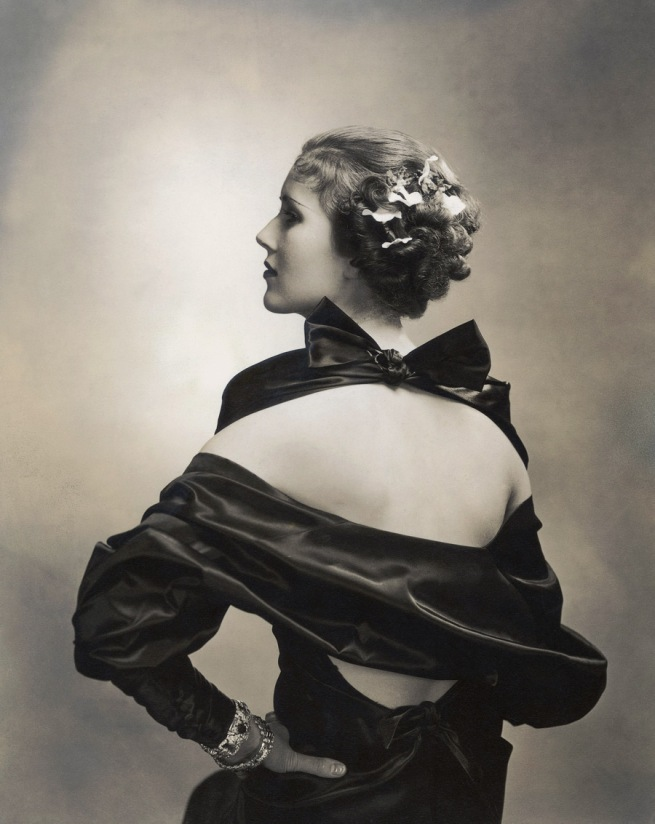 Edward Steichen (American 1879-1973, emigrated to United States 1881, worked in France 1906-23) 'Actress Mary Heberden' 1935