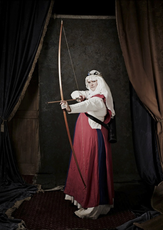 Amber McCaig. 'Ute von Tangermunde' 2013
