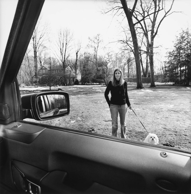 Lee Friedlander. 'Bettina Katz, Cleveland, Ohio' 2009