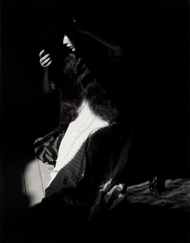 Manuel Álvarez Bravo. 'Retrato de lo Eterno' 1977
