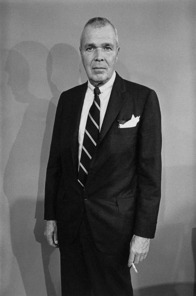 Enrico Natali. 'William Day, president of Michigan Bell Telephone Company, Detroit, 1968' 1968