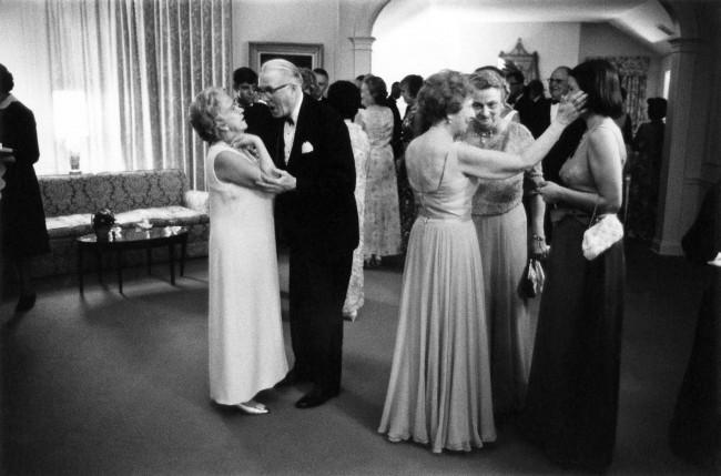 Enrico Natali. 'Formal cocktail party, Detroit, 1968' 1968