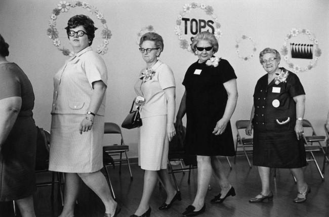 Enrico Natali. 'Women's Convention, Detroit, 1968' 1968