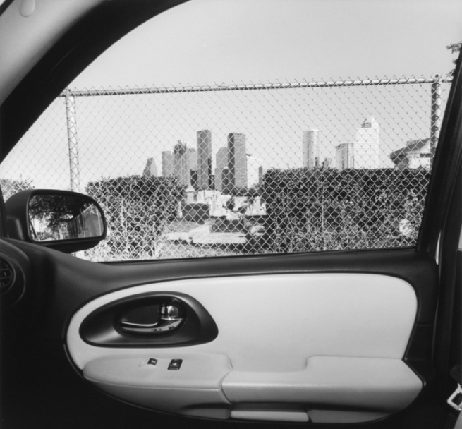 Lee Friedlander. 'Houston, Texas' 2006