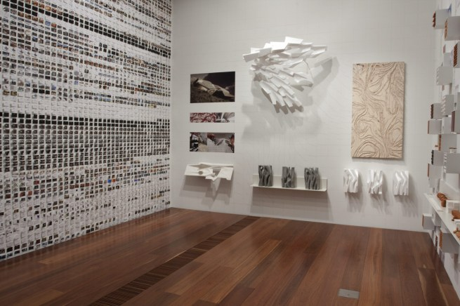 'Sampling the City: Architecture in Melbourne Now' (installation view)