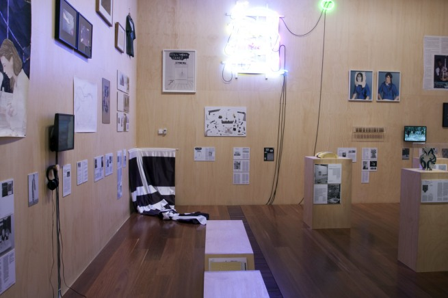 un Magazine. 'un Retrospective' (installation view) 2013