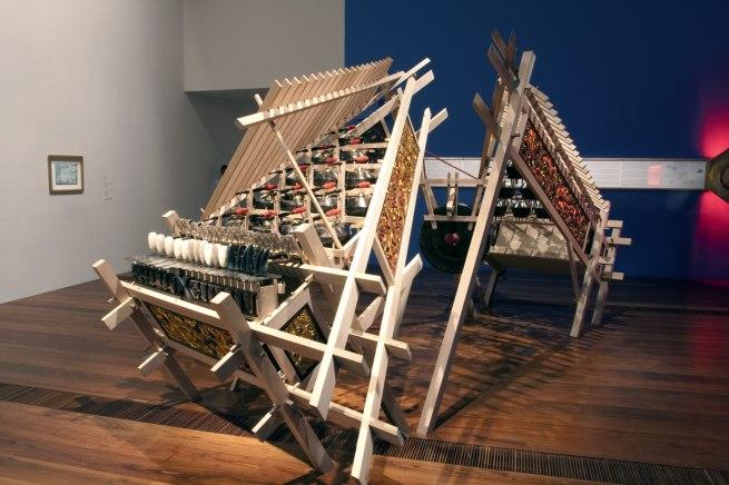 Slave Pianos 'Gamelan sisters' 2013