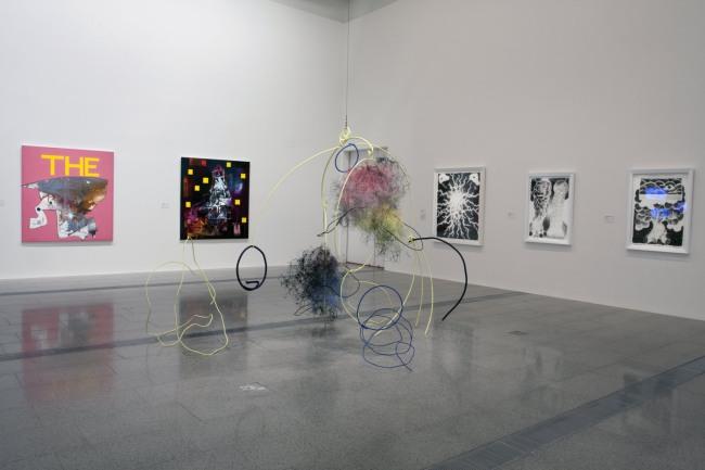 Mira Gojak. 'Transfer station 2' 2011 (installation view)