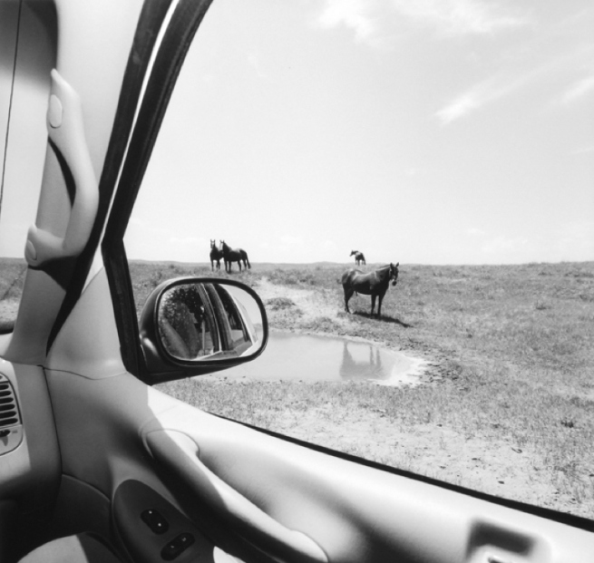 Lee Friedlander. 'Nebraska' 1999