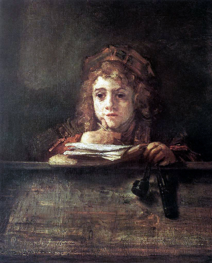 rembrandt van rijn Rembrandt van rijn (1606-1669) was born in leiden, the son of a miller after finishing latin school, his parents enrolled him at leiden university.