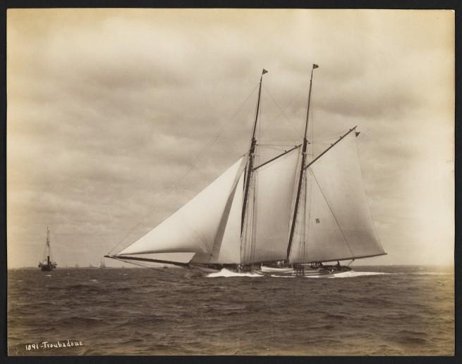 Nathaniel Livermore Stebbins 1847-1922 (Photographer) 'Troubadour' 1888-08-14