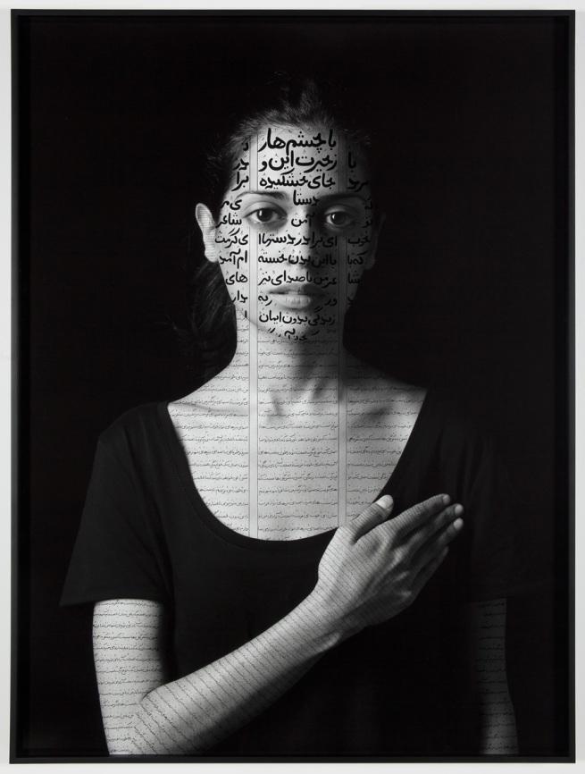 Shirin Neshat. 'Roja' 2012